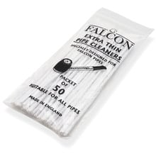 Falcon Extra Thin Pipe Cleaners (Slim)  (50 Pipecleaners)