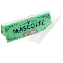 Mascotte Extra Light Weight Silver Regular Cigarette Papers