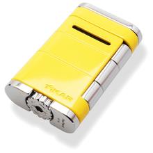 Xikar Allume Premium Turbo Flame Windproof Lighter Yellow 531YL