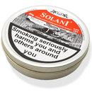 Solani 131 virginia burley single malt scotch whiskey premium pipe tobacco 50g tin