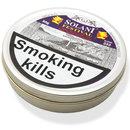 Solani 333 festival premium pipe tobacco 50g tin virginia black cavendish flake burley plum flavoured