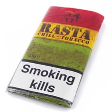 **DISCONTINUED** Rasta Chill Hand Rolling Tobacco (12.5g pouch)
