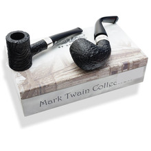 **SOLD OUT** **Collectors Edition** Peterson Mark Twain Pipes (Sandblast)