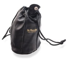 Dr Plumbs Leather Drawstring Tobacco Pouch Large P5378