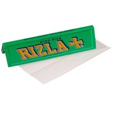 Rizla red green cut corners king size wide cigarette papers