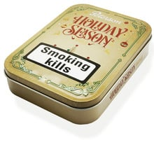 **SOLD OUT** Peterson Holiday Season 2015 Christmas Pipe Tobacco (100g Gift Tin)