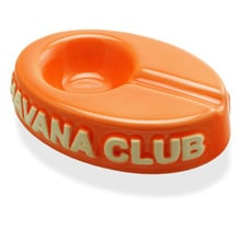 Havana club el chico cuban cigar ashtray 150790 mandarin orange