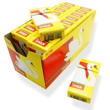 Swan Slimline 6mm Cigarette Filter Tips **SLIM POP BOX** (Full Box)
