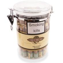 Quorum Nicaraguan SHADE Delgado (Sealed Jar 40 Cigars)