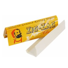 **DISCONTINUED** Zig Zag Yellow Cigarette Papers
