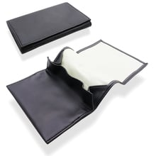 Budget Faux Leather Roll Up Tobacco Pouch
