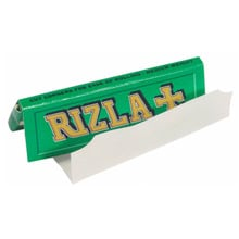 Rizla green cut corners regular cigarette  papers