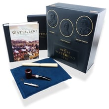 **SOLD** Alfred Dunhill The Battle Of Waterloo Pipe (Bruyere 27/140)
