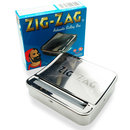 Zig zag automatic rolling machine auto box tin slim filters 6mm or 8mm