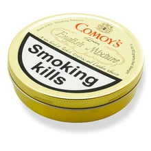 Comoy's of London English Mixture Pipe Tobacco (50g Tin)