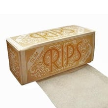 Rips Hemp Slim Cigarette Papers on a roll