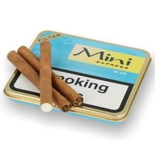 Neos Mini EXPRESS Filter Cigars (Tin of 10 Cigars)