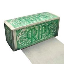 Rips Green (Slim) Cigarette Papers