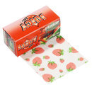 Juicy jays paper on the roll strawberry flavoure cigarette paper