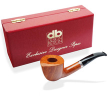 **SOLD** **EXTREMELY RARE** DB Design Berlin Freehand 9mm Filtered Briar Pipe 03 (Grade 3A)