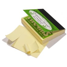 Quintessential Maxi Pack Hemp Coated Filter Tips Roach Material