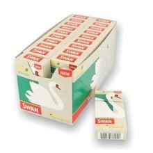Swan Extra Slim ECO Biodegradable Filter Tips 5mm (Full box 20 Packs)