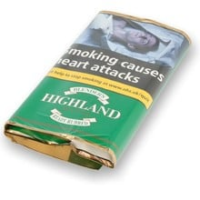 Players Blender's Highland Mixture Ready Rubbed Pipe Tobacco (40g)