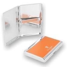 Pierre Cardin P-900 Cigarette/Cigarillo Case Orange 105360