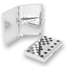 Pierre Cardin P-900 Cigarette/Cigarillo Case Checkerboard 105362