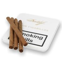***DISCONTINUED*** Davidoff Club Cigarillos Gold (Box of 10 Cigars)