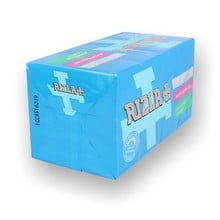 Rizla Extra Slim 5.7mm Filter Tips (Full Box 20 Packs, 2,400 Filters)