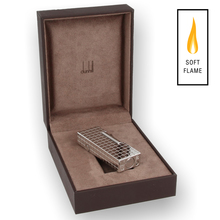 **DISCONTINUED** Dunhill Rollagas Palladium Paved Lighter RLV1304 (Classic Cigarette Flame)