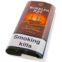 **DISCONTINUED** Borkum Riff Malt Whiskey Pipe Tobacco (50g Pouch)