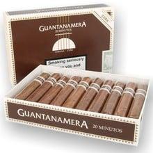 **DISCONTINUED** Guantanamera Minutos (Box of 20 Cuban Cigars)