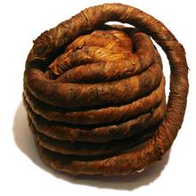 Kendal brown pig twist pipe chewing coffee flavoured tobacco