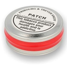 Fribourg and Treyer Patch (Patchouli) English Snuff (Large Tin)