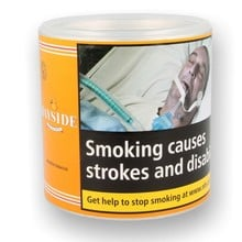 Bayside Virginia Blend (Yellow) Shag Tobacco 100g Tub