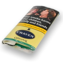 Craven Original (Formerly Aromatic Blue) Pipe Tobacco (25g Pouch)