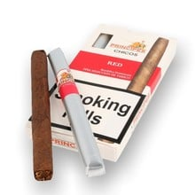La Aurora Principes Chicos Red (Formerly Cherry) (Pack of 5 Cigars)