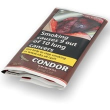Condor Brown Long Cut Pipe Tobacco (50g Pouch)