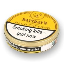 Charles Rattray's Hal O' The Wynd Pipe Tobacco (50g Tin)