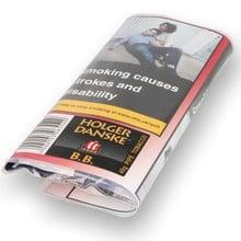 Holger Danske B.B. (Black and Bourbon) Pipe Tobacco (40g Pouch)