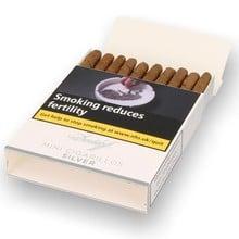 Davidoff Mini Cigarillos Silver (Pack of 20)