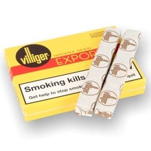Villiger Export Pressed Cigars (5 Square pressed Cigars)