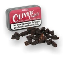 Oliver Twist Royal (Strong Liquorice) Chewing Tobacco Bits