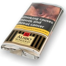 Alsbo Sungold (Formerly Vanilla) Pipe Tobacco (50g Pouch)