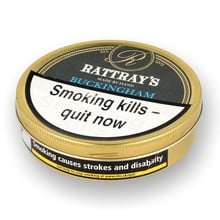 Rattrays Buckingham Pipe Tobacco (50g Tin)