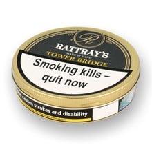 Rattrays Tower Bridge Pipe Tobacco (50g Tin)