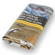 Mac Baren 7 Seas Gold Blend 40g Pouch (Captain Black Gold Pipe Tobacco)