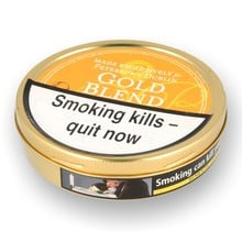 Peterson Gold Blend Tinned Pipe Tobacco (50g Tin)